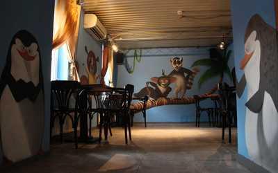 Банкетный зал бара, кафе Стоп Кадр на улице Лескова