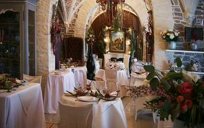 Банкетный зал ресторана Цветочный лес (Chateau de Fleurs) на Ломоносовском проспекте фото 3