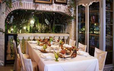 Банкетный зал ресторана Цветочный лес (Chateau de Fleurs) на Ломоносовском проспекте фото 2