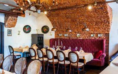 Банкетный зал ресторана Горохов на Гороховой улице