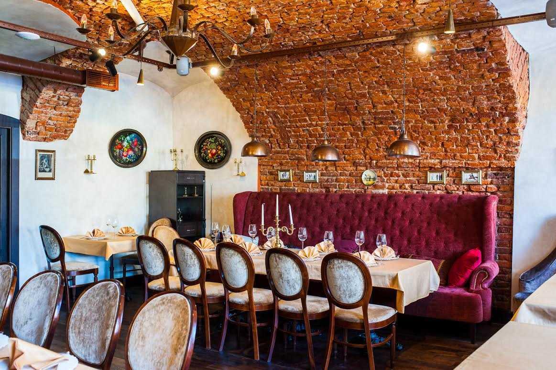 Меню ресторана Горохов на Гороховой улице