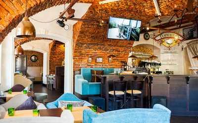 Банкетный зал ресторана Горохов на Гороховой улице фото 2