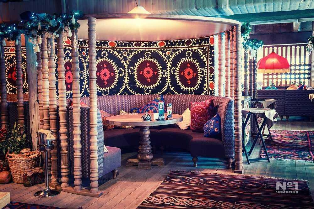 Меню ресторана Чайхона №1 на Зеленом проспекте