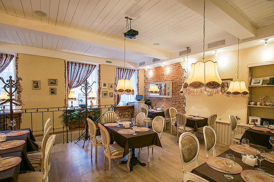 Меню кафе Veranda (Кафе Веранда) на Большой Покровской улице