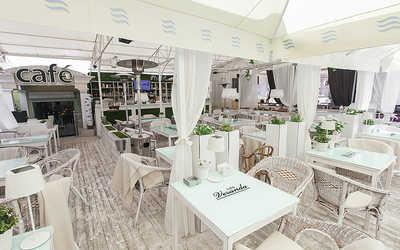 Банкетный зал кафе Veranda (Кафе Веранда) на Большой Покровской улице