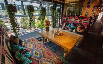 Банкетный зал ресторана Чайхона №1 Тимура Ланского на улице Большая Полянка фото 2