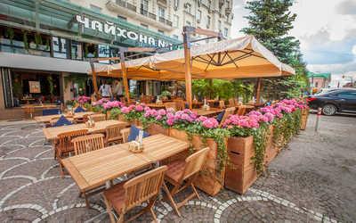 Банкетный зал ресторана Чайхона №1 Тимура Ланского на улице Большая Полянка фото 3