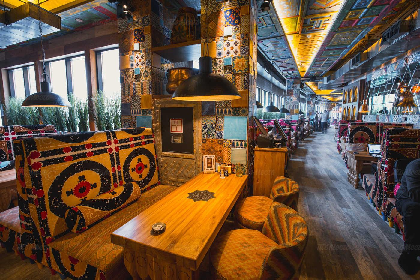 Меню ресторана Чайхона №1 на Пятницком шоссе
