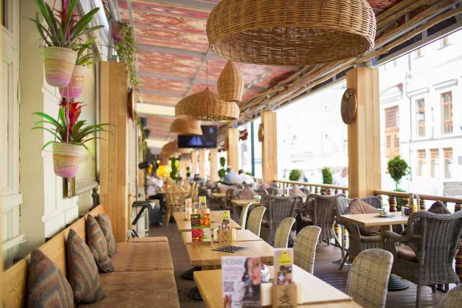 Меню ресторана Чайхона №1 в Камергерском переулке