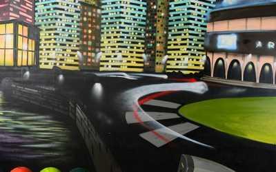"Банкетный зал ночного клуба, ресторана Боулинг Парк ""Меркурий"" на улице Савушкиной фото 2"