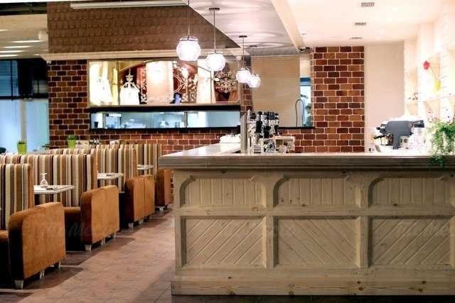 Меню бара, ресторана Отпуск на Долгоозёрной улице