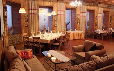 Банкетный зал ресторана Лапландия на 5-й Советской улице