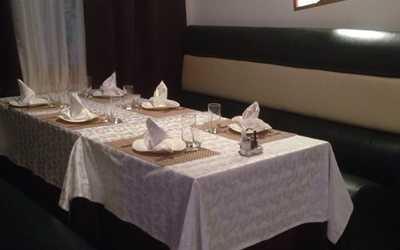Банкетный зал бара, кафе Ирина на Херсонской улице