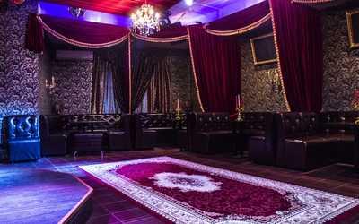 Банкетный зал бара, караоке клуба, ресторана Голос (Golos) на Бухарестской улице