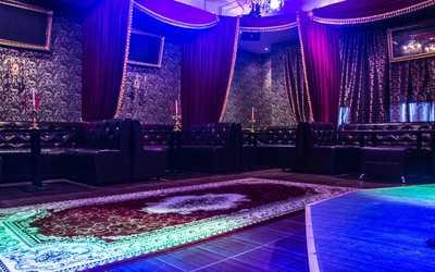 Банкетный зал бара, караоке клуб, ресторана Голос (Golos) на Бухарестской улице фото 2