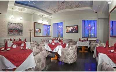 Банкетный зал ресторана Чайхана Учкудук на Кирочной улице