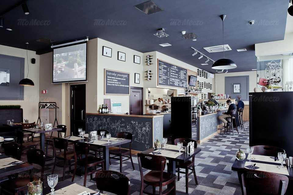 Меню ресторана Enebaer (Энебер) на Сущевской улице