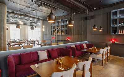 Банкетный зал бара, кафе The Maze на Парадной улице фото 1
