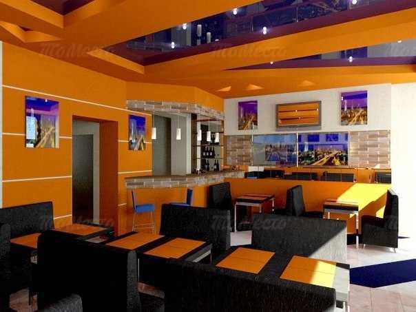 Меню кафе Проспект на проспекте Обуховской Обороны