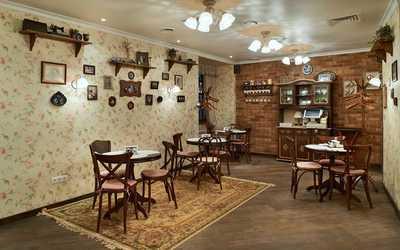 Банкетный зал ресторана Мамы в Большом Палашевском переулке