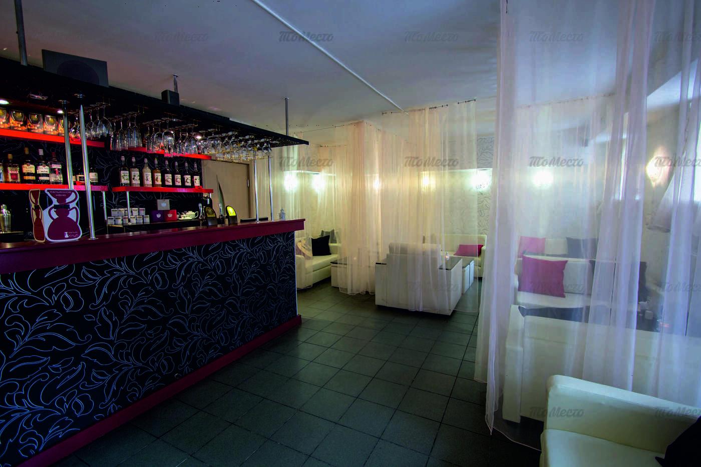 Меню кафе, ночного клуба Смокинг (Smoking) на улице Достоевского