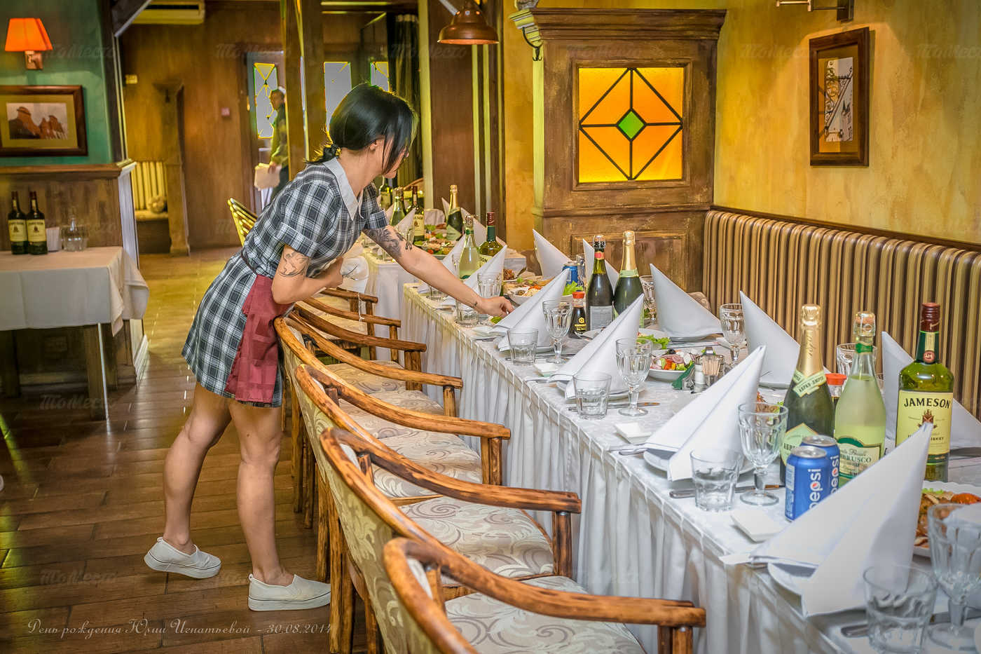 Меню ресторана Максим (MAKSIM) на Комендантском проспекте