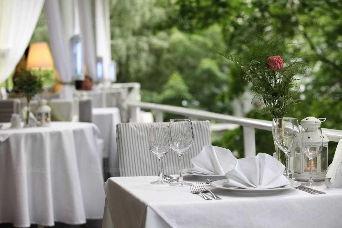 Меню ресторана Солнце на улице Погодина