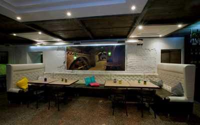 Банкетный зал ресторана TerraVino (ТерраВино) на Адмиралтейской набережной