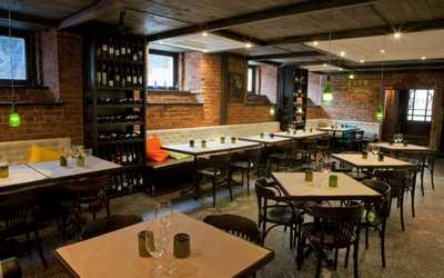 Банкетный зал ресторана TerraVino (ТерраВино) на Адмиралтейской набережной фото 2