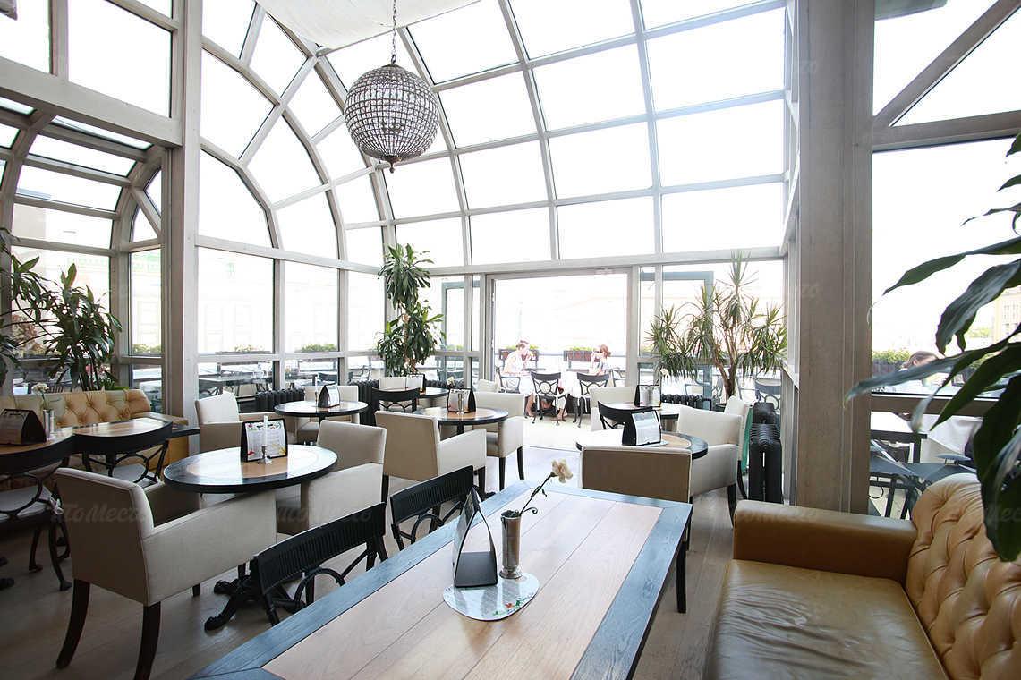 Меню ресторана Loft cafe (Лофт кафе) на Никольской улице