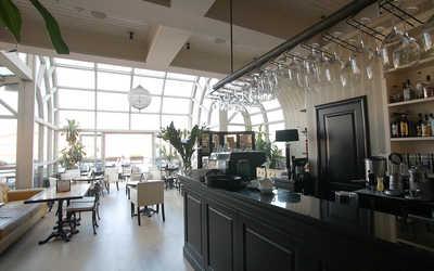 Банкетный зал ресторана Loft cafe (Лофт кафе) на Никольской улице