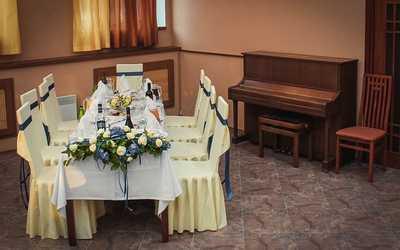 Банкетный зал ресторана Лиман на улице Архитектора Власова