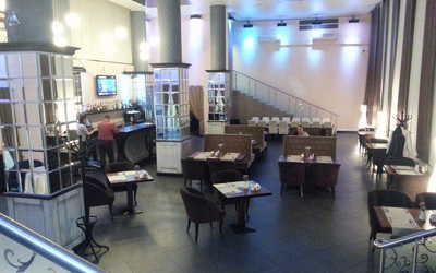 Банкетный зал кафе MAESTRO CAFE (Маэстро) на Восточной улице