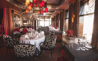 Банкетный зал ресторана Русские Сезоны на Страстном бульваре