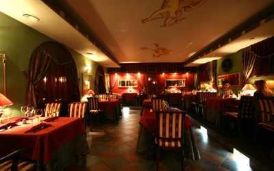 Банкетный зал кафе Драмы и Комедии на Новолитовской улице фото 1