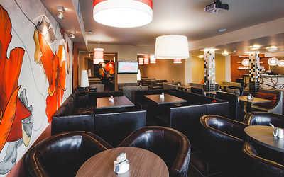 Банкетный зал ресторана СольФаСоль (Solfasol) на проспекте Народного Ополчения