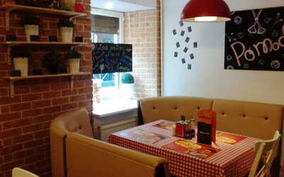 Банкетный зал ресторана POMODORS (Помодорс) на Садовой улице