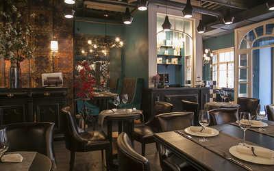 Банкетный зал ресторана Ах! Беатрис (Ah! Beatrice) в Благовещенском переулке фото 1