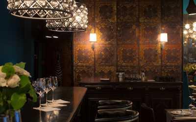 Банкетный зал ресторана Ах! Беатрис (Ah! Beatrice) в Благовещенском переулке