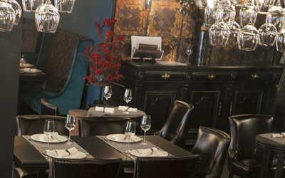 Банкетный зал ресторана Ах! Беатрис (Ah! Beatrice) в Благовещенском переулке фото 2