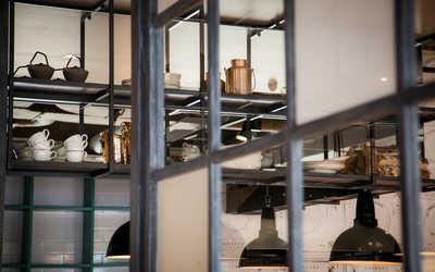 Банкетный зал ресторана Охота на лобстера на улице Новый Арбат