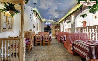 Банкетный зал ресторана Илья Муромец на Преображенской улице