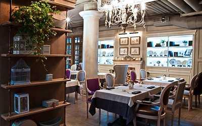 Банкетный зал ресторана Largo (Ларго) на Ленинском проспекте