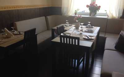 Банкетный зал кафе Sushi Style Cafe (Суши Стайл Кафе) на Яхтенной улице фото 2