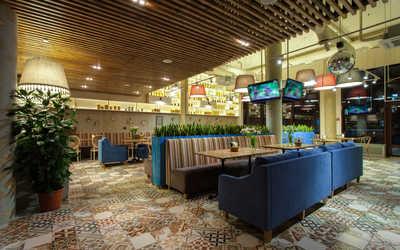Банкетный зал ресторана Cafe Mafia (Мафия) на проспекте Энергетиков фото 2