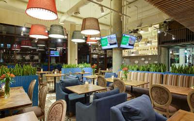 Банкетный зал ресторана Cafe Mafia (Мафия) на проспекте Энергетиков фото 1