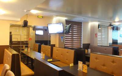 Банкетный зал бара RINO (Рино) на проспекте Королёва