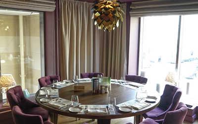 Банкетный зал ресторана Delon (Дэлон) на Корпусной улице