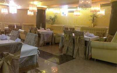 Банкетный зал ресторана Альфарелло на Приморском шоссе