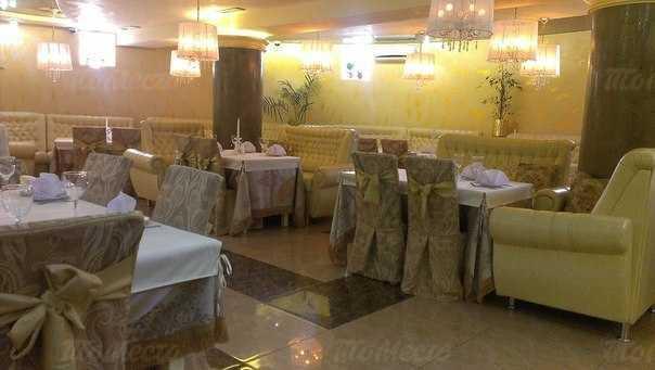 Меню ресторана Альфарелло на Приморском шоссе